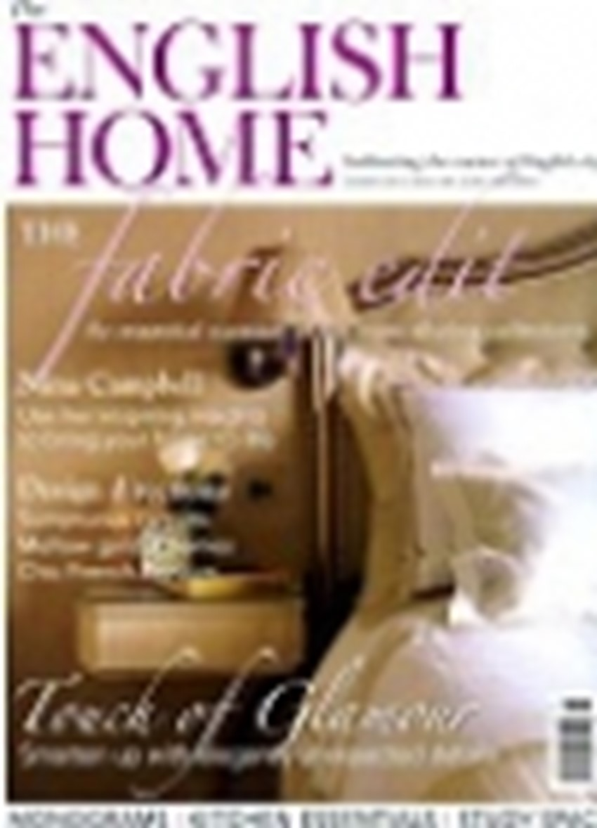 The English Home 7