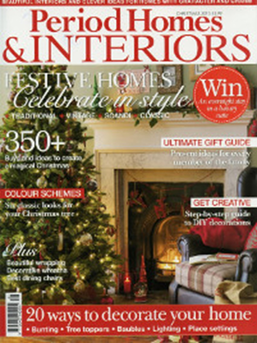 Period Homes Interiors December 2 0 1 5