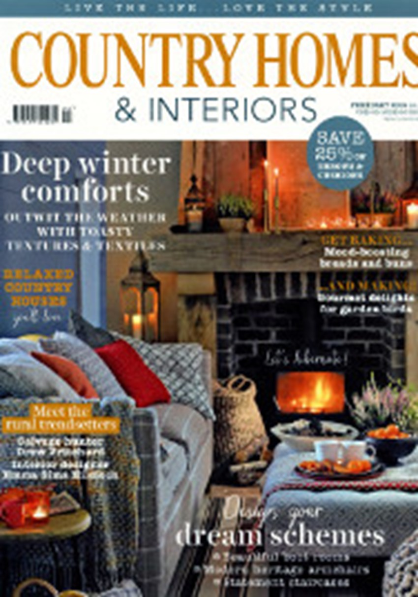 Country Homes Interiors February 2 0 1 6