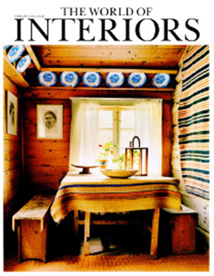 World Of Interiors February 2 0 1 6