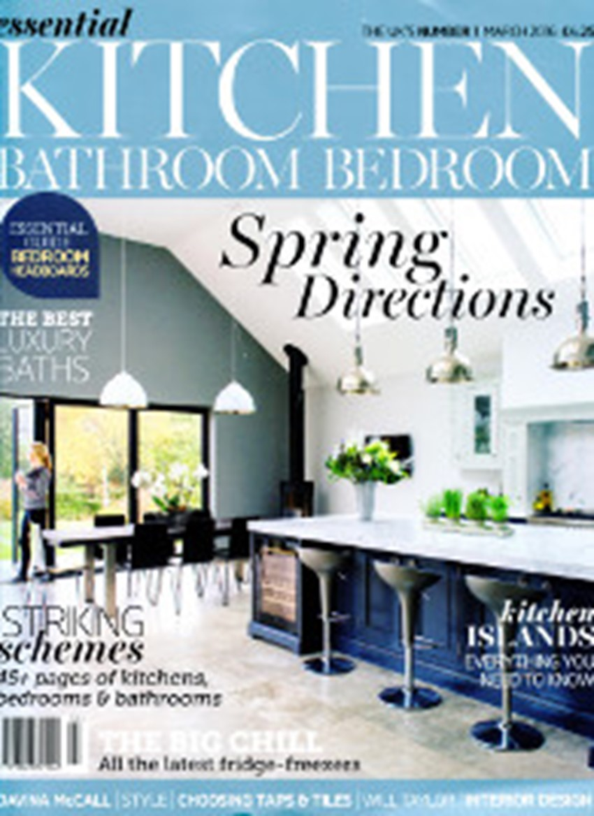 Essential Kitchen Bathroom Bedroom March 2 0 1 6