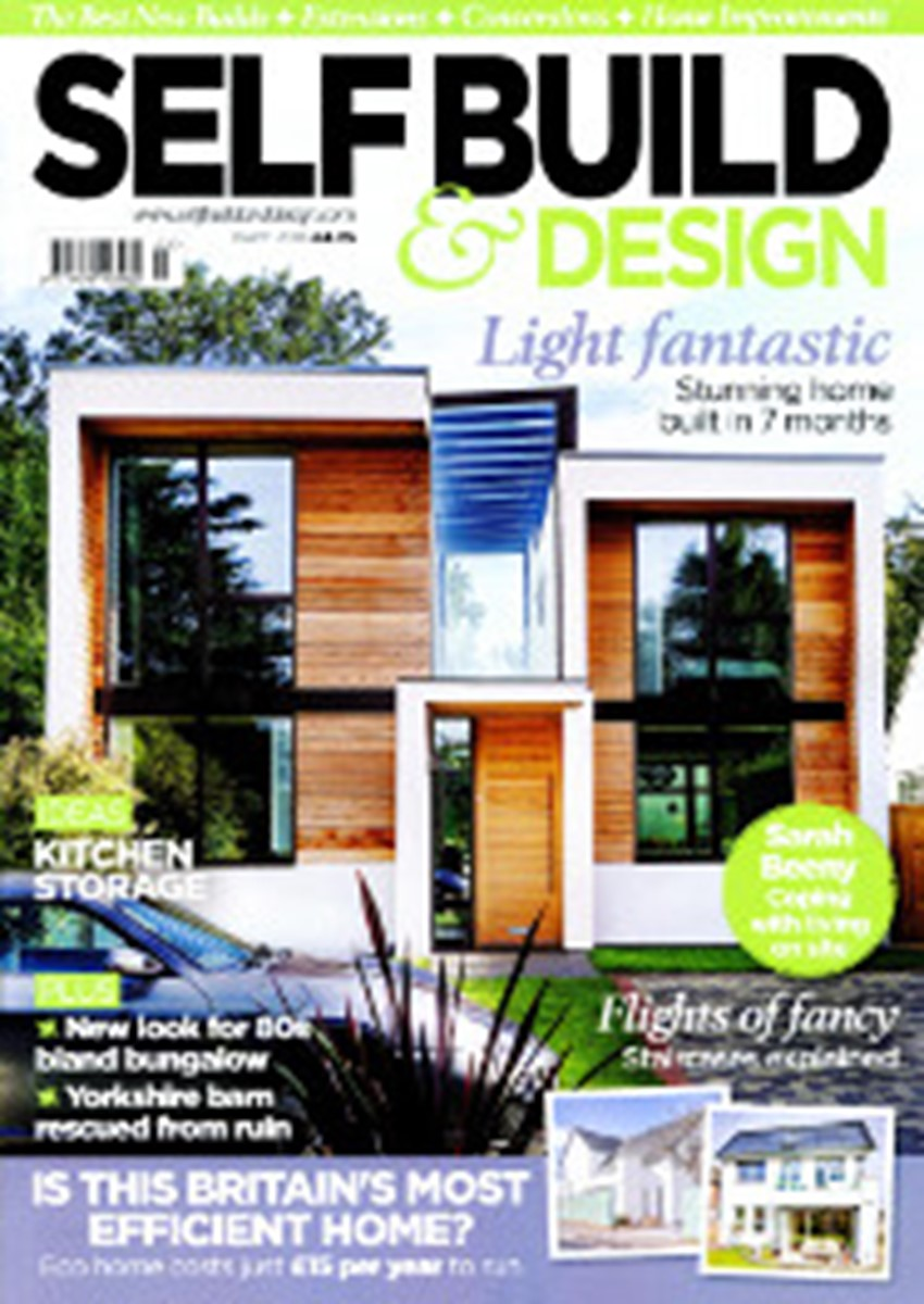 Self Build Design March 2 0 1 6