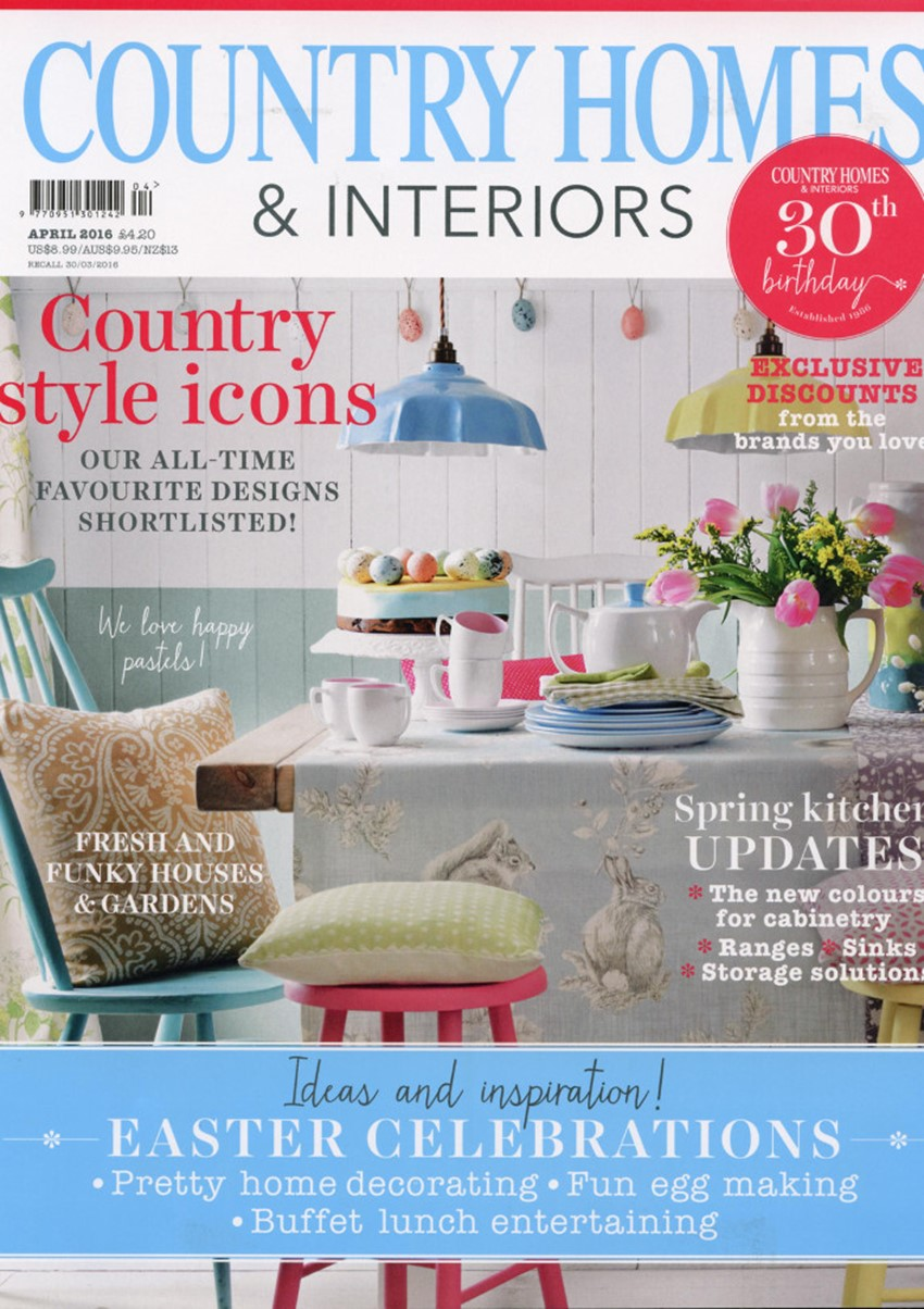 Country Homes Interiors April 2 0 1 6