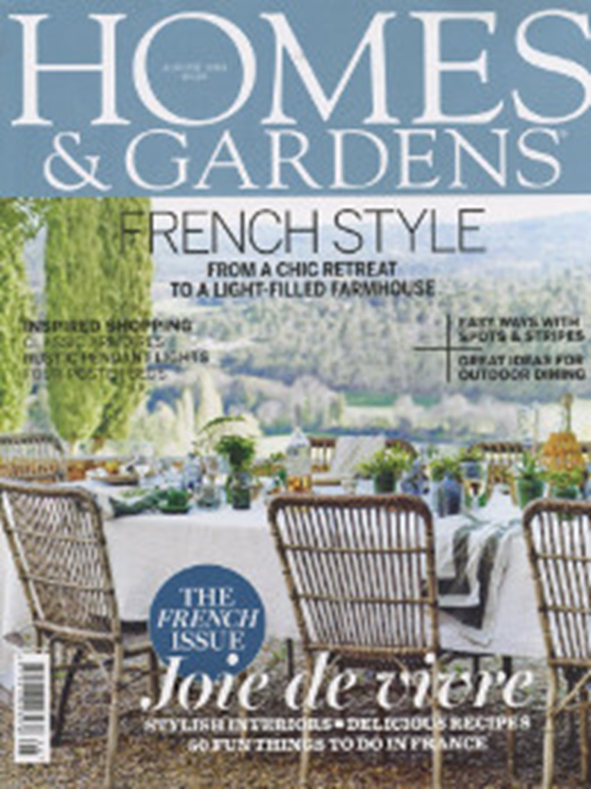 Homes Gardens August 2 0 1 6