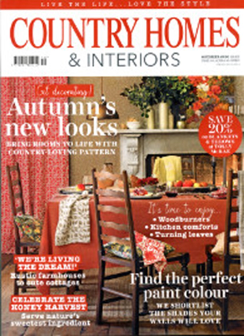 Country Homes Interiors October 2 0 1 6 Cover