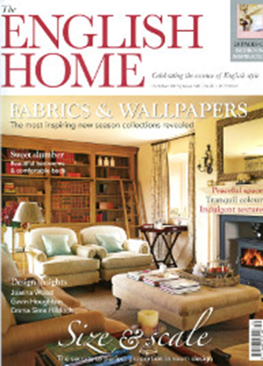 The English Home October 2 0 1 6