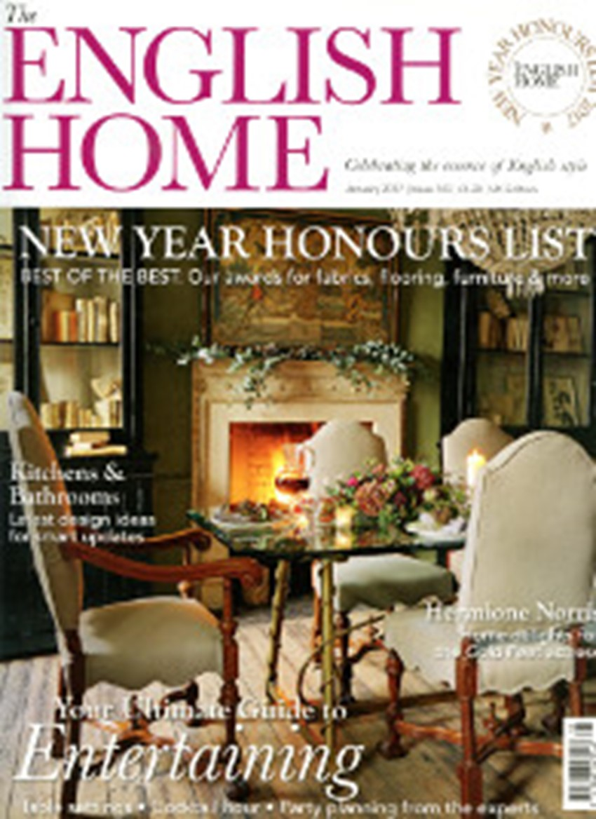 The English Home January 2 0 1 7