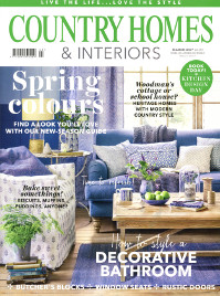 Country Homes Interiors March 2 0 1 7