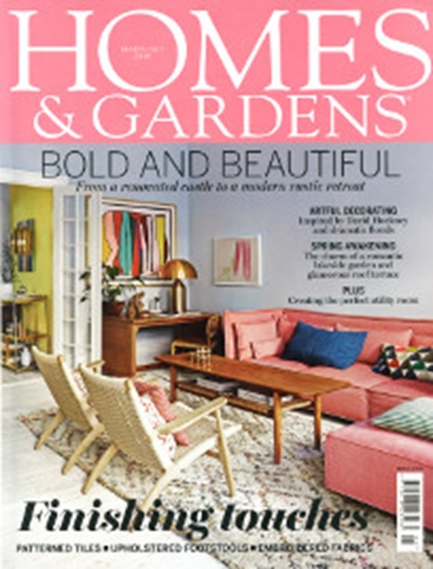 Homes Gardens March 2 0 1 7