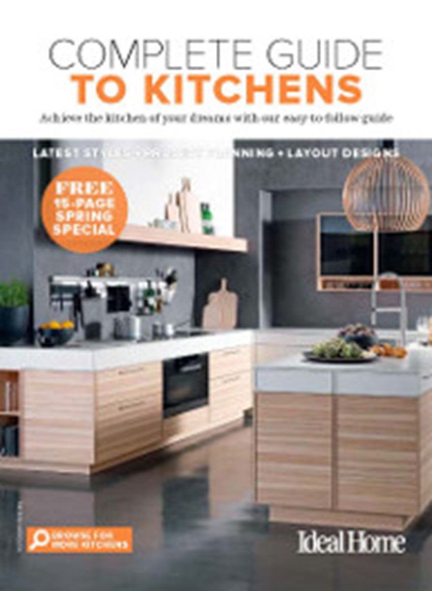 Ideal Home Complete Guide To Kitchens March 2 0 1 7