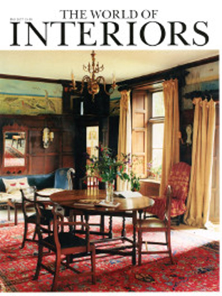 The World Of Interiors May 2 0 1 7