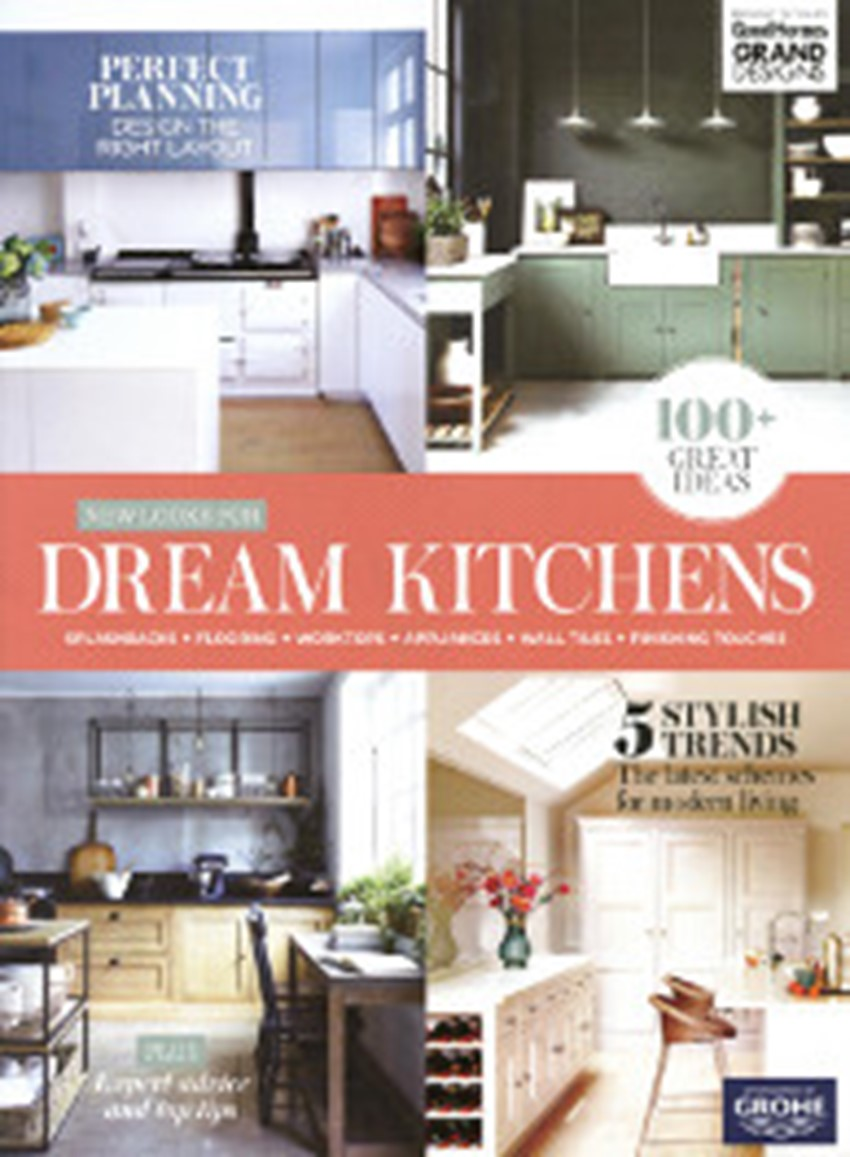 Good Homes Grand Designs Dream Kitchens Supplement May 2 0 1 7