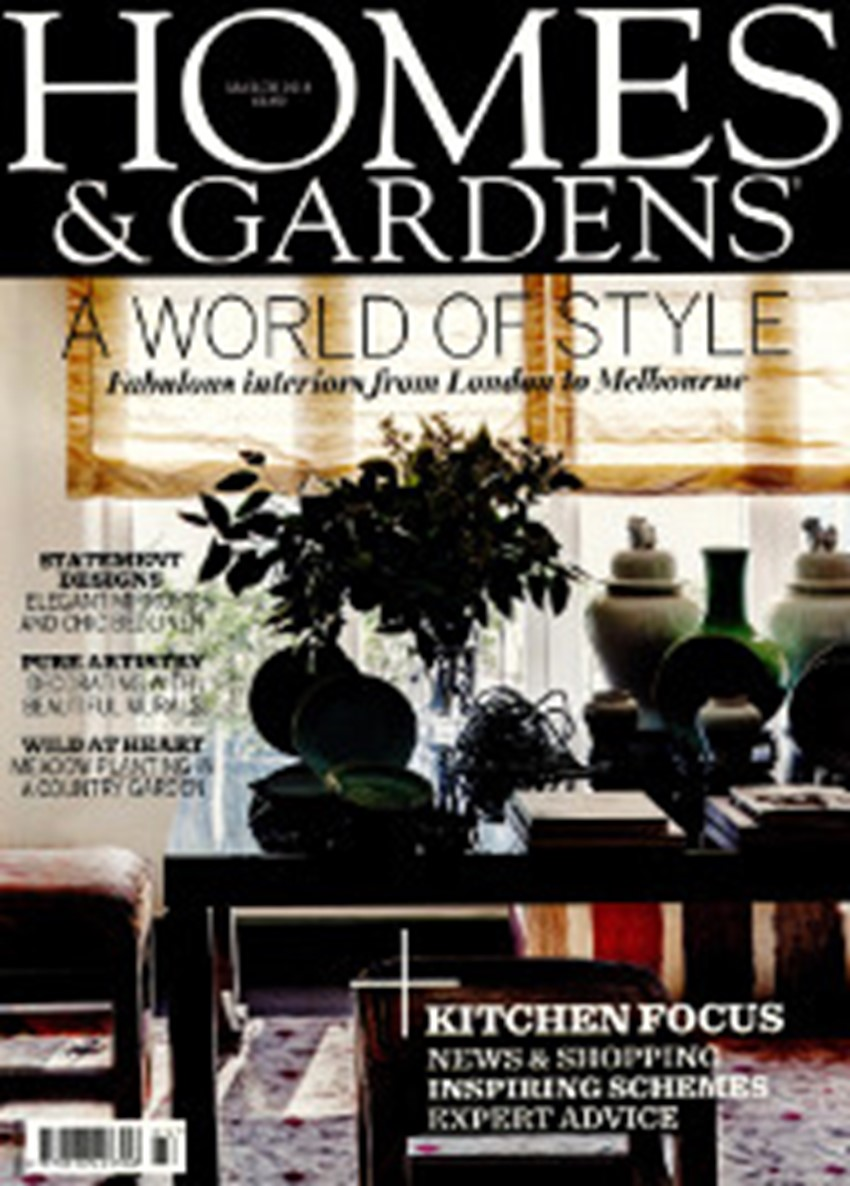 Homes Gardens March 2 0 1 8