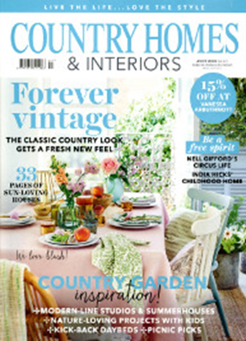Country Homes Interiors July 2 0 1 8