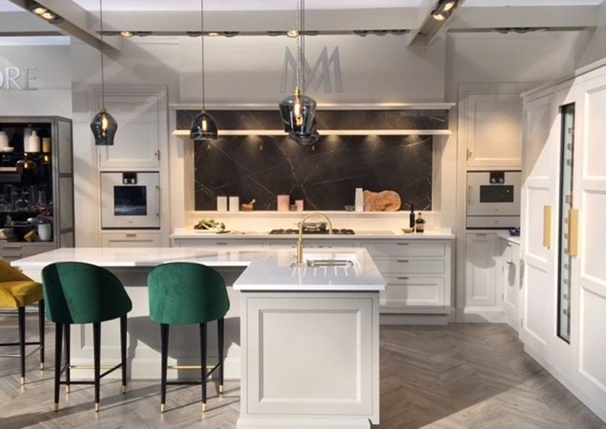 New deco kitchen showcased at house & garden festival