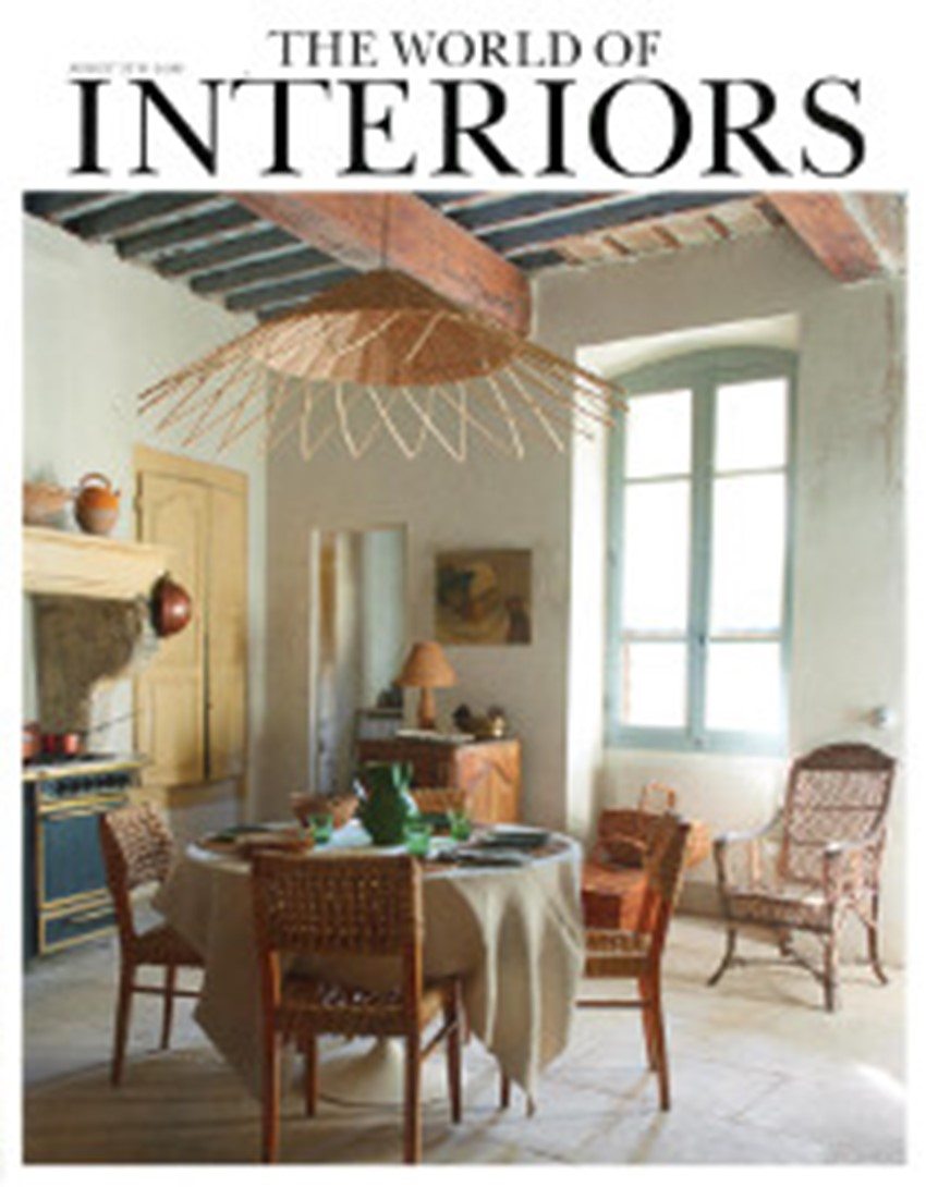 The World Of Interiors August 2 0 1 8