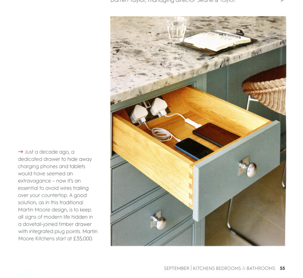 Keep Up To Date With News & Ideas For Kitchen Design