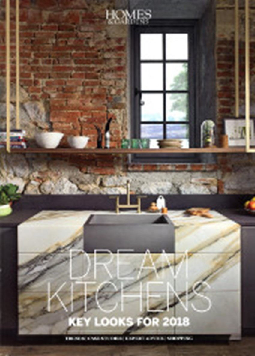 Homes Gardens Dream Kitchens October 2 0 1 8