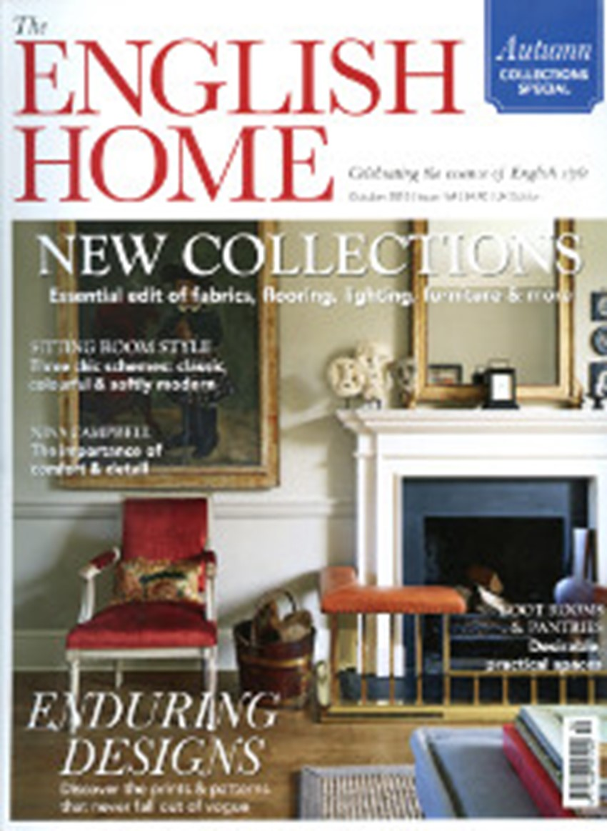 The English Home October 2 0 1 8