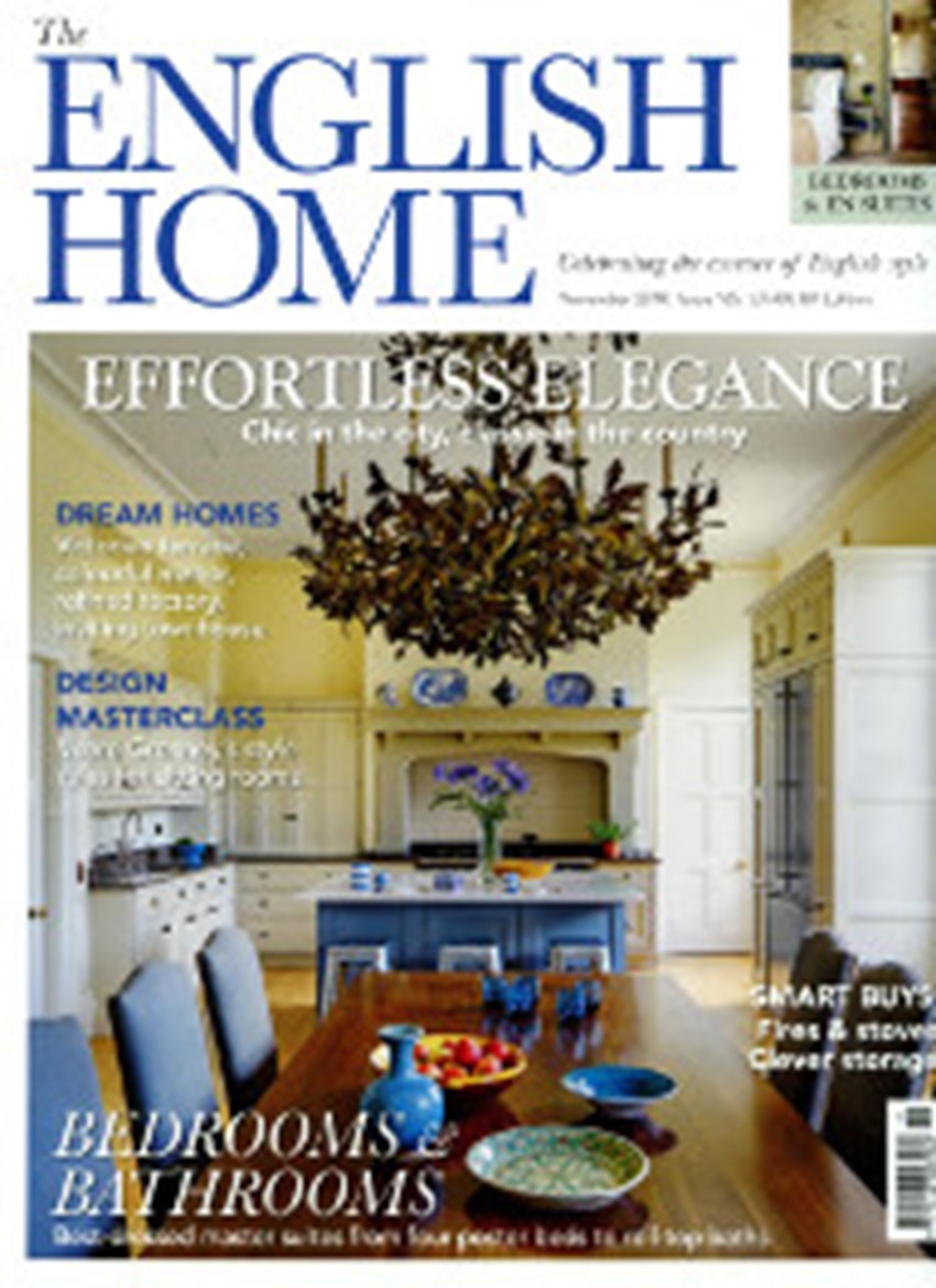 The English Home November 2 0 1 8