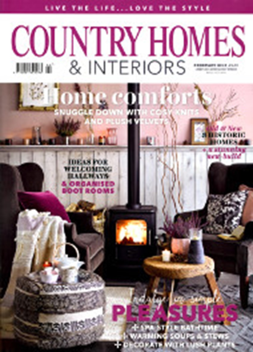 Country Homes Interiors February 2 0 1 9