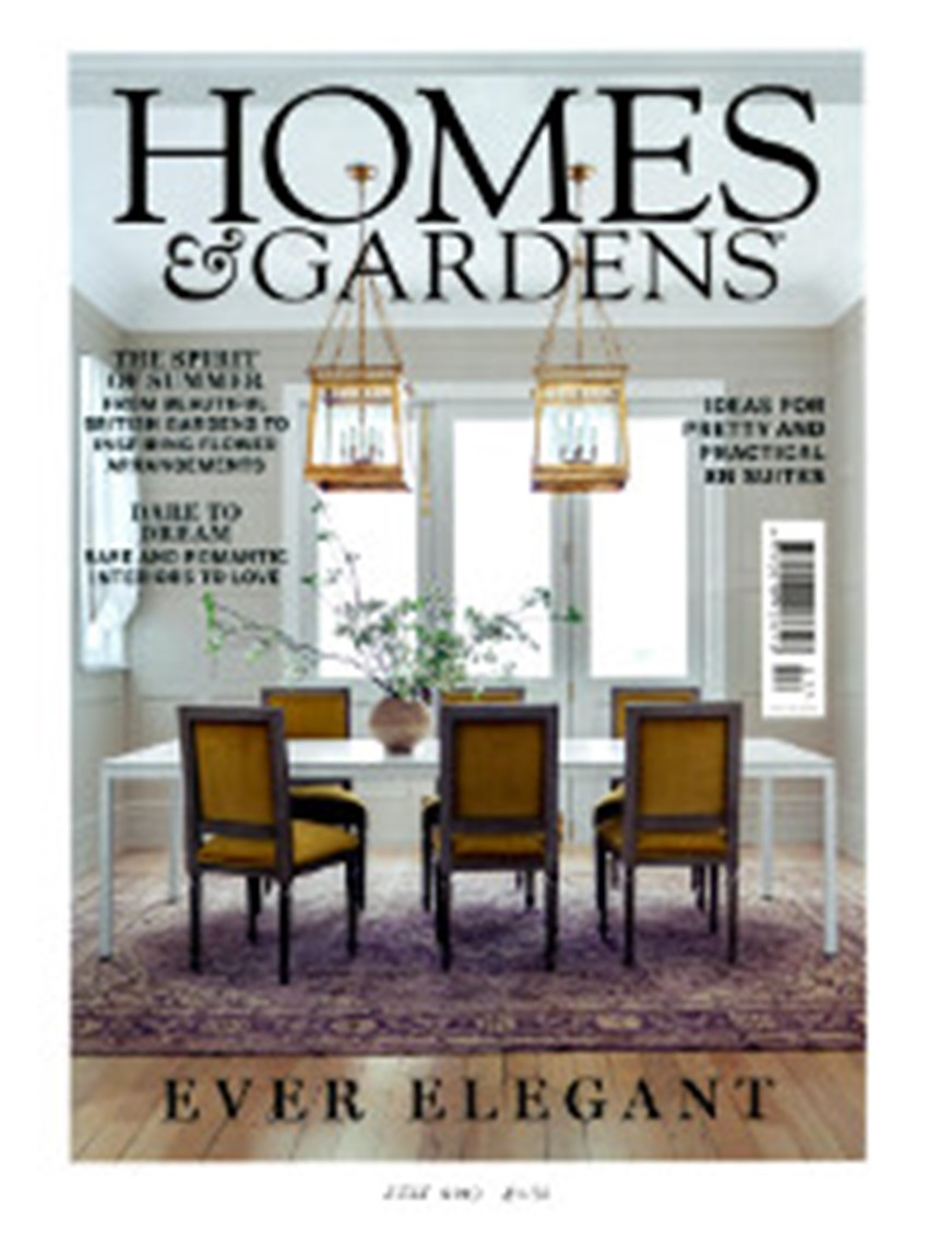 Homes Gardens July 2 0 1 9