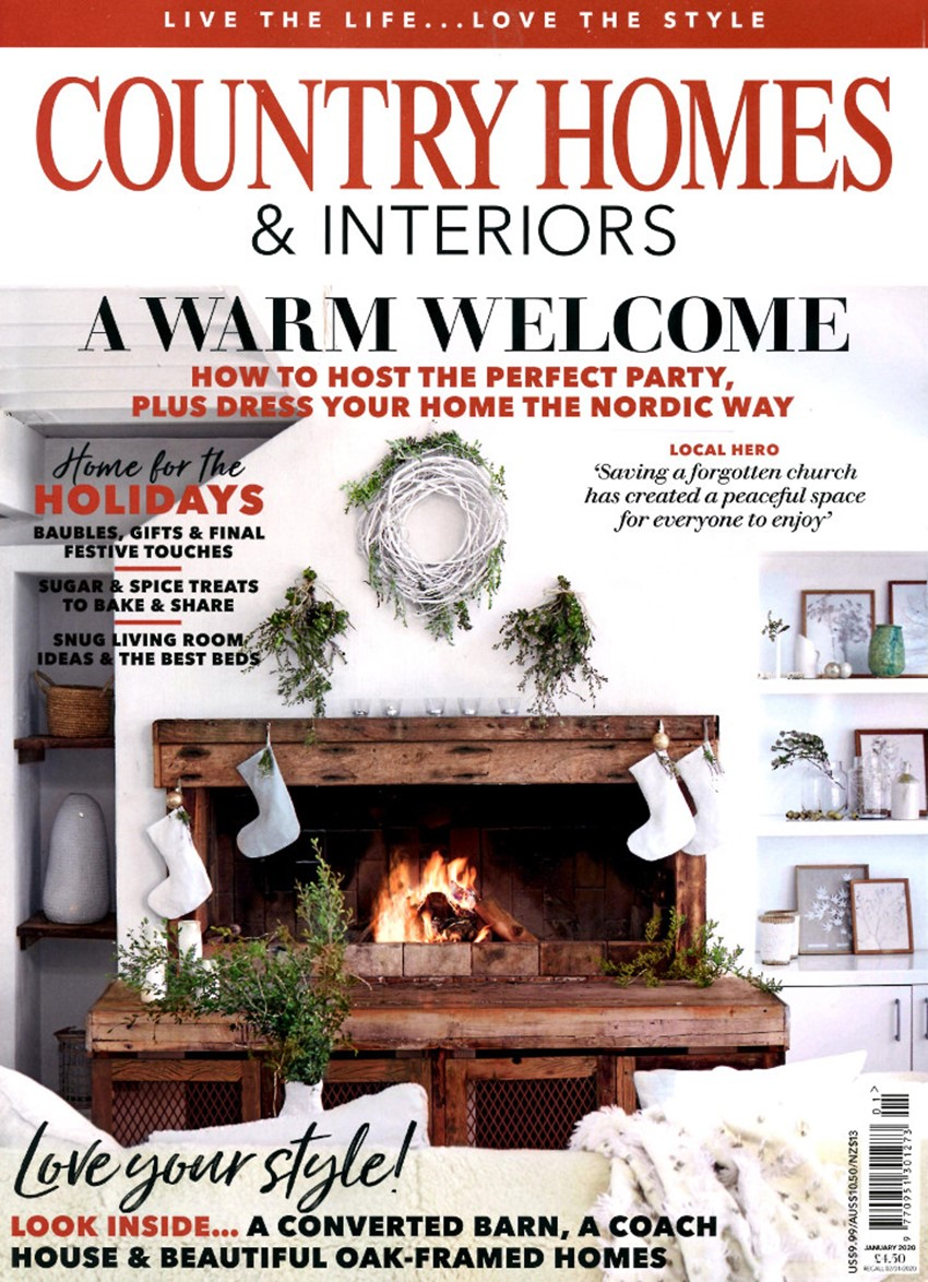 Country Homes Interiors January 2 0 2 0
