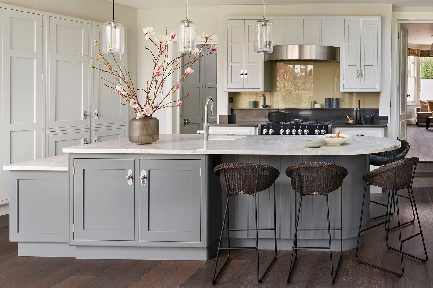 Martin Moore Designing Luxury Kitchens For Over 45 Years