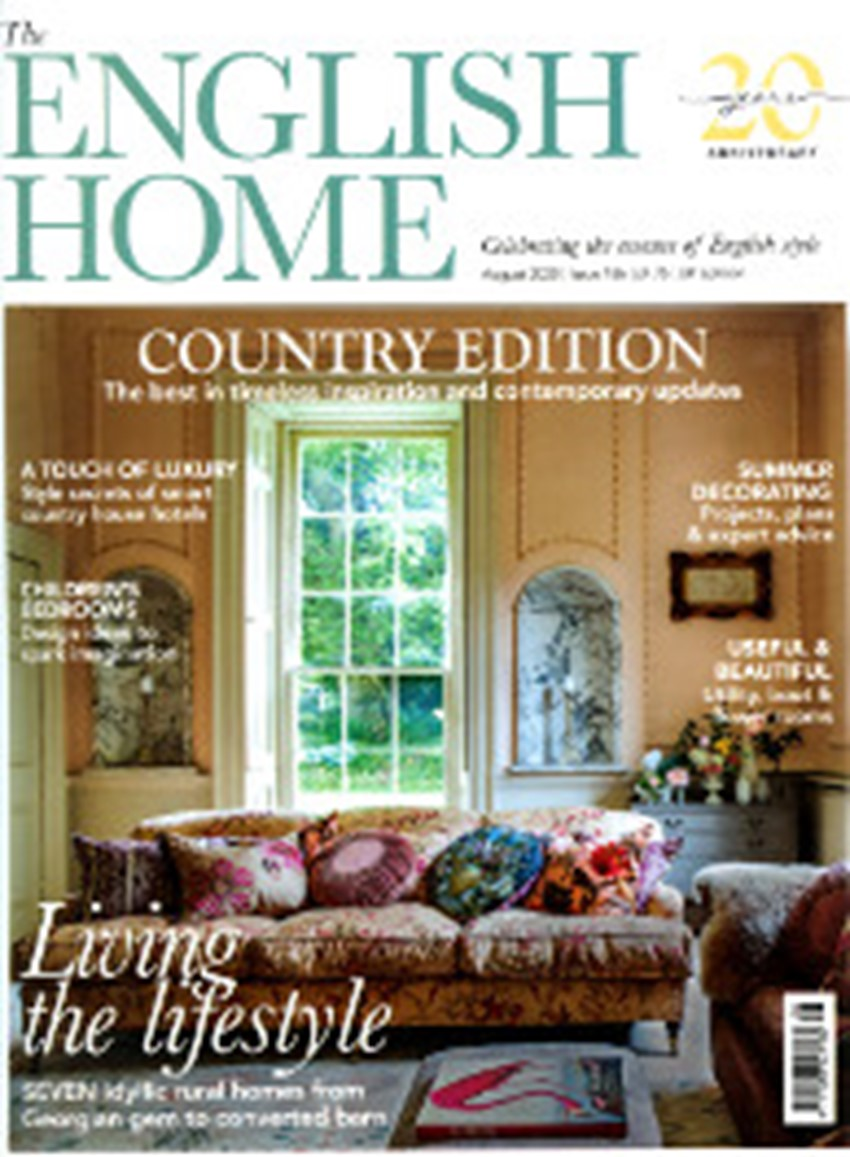 The English Home August 2 0 2 0