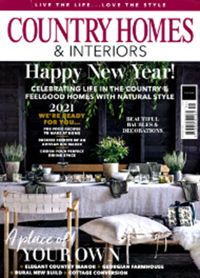 Country Homes Interiors January 2 0 2 1